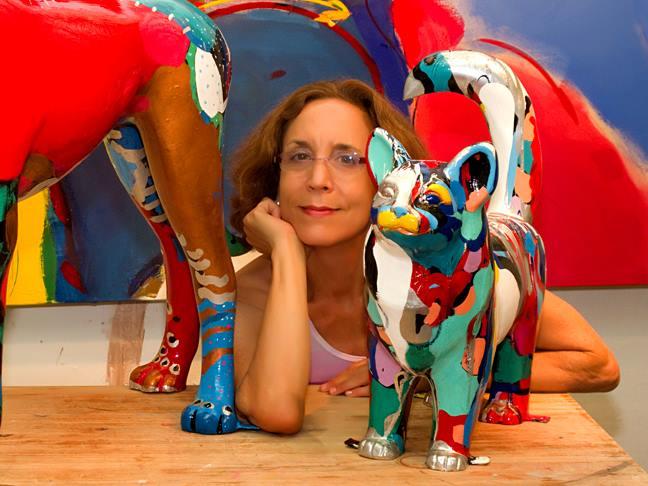 Art Immersion: Linda Dumont